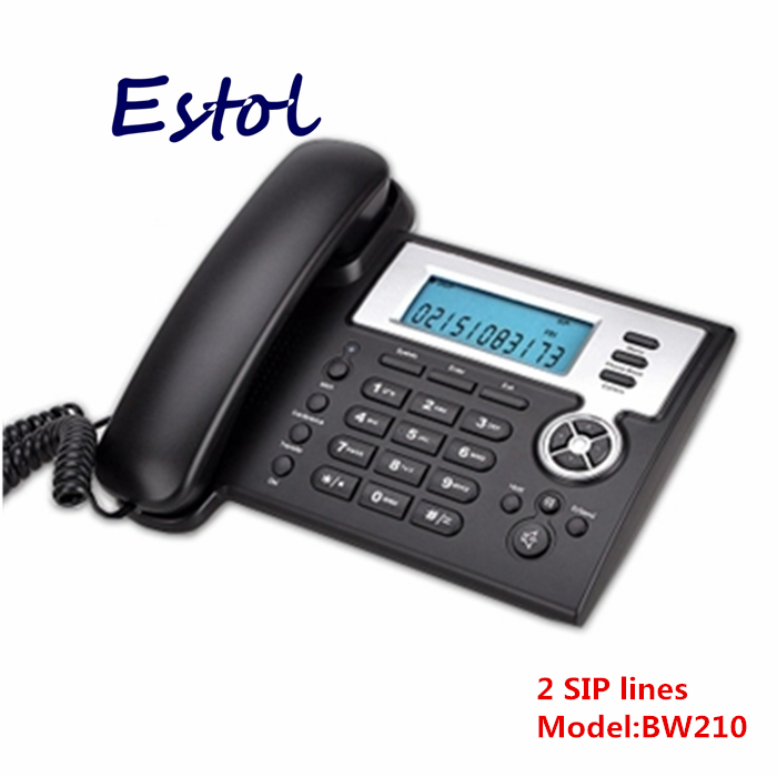 Free Shipping VoIP SIP IP Phone,Asterisk elastix compatible