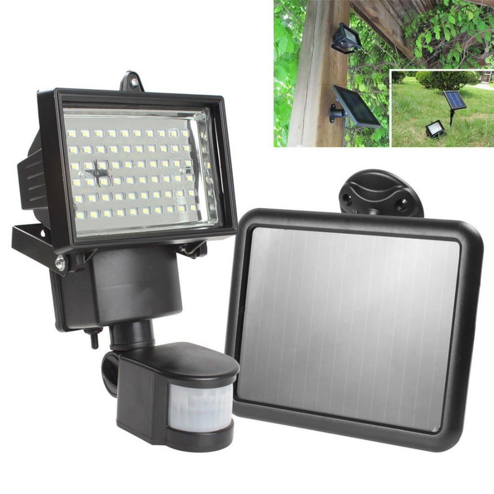 Hot Sale Hot Solar Panel Led Flood Security Solar Garden