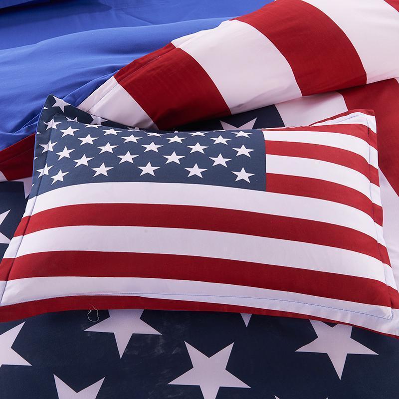 Wholesale American Flag Bedding Set USA/British/UK Flag ...