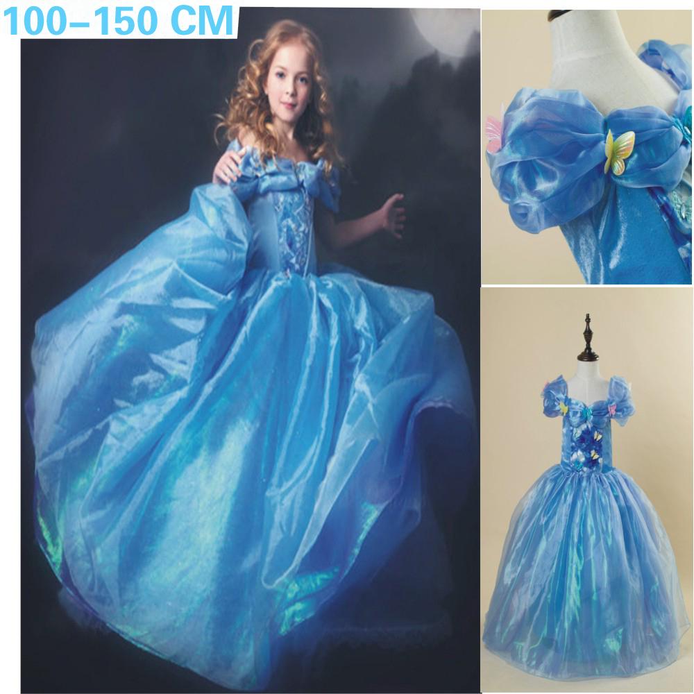 cinderella dress for kids - photo #19