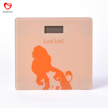 2015 Cartoon Style Home Daily Use 180KG*50g Digital Healthy Body Weighing Machine Scales Balance Electronic Floor Scale-VBS105H