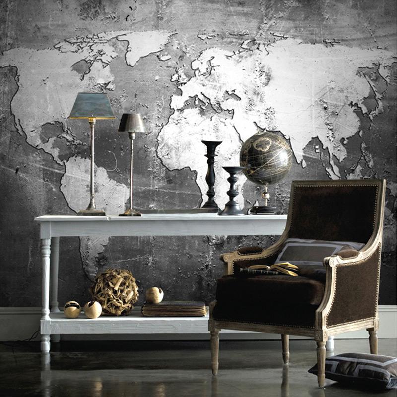 behang woonkamer zwart. Black Bedroom Furniture Sets. Home Design Ideas