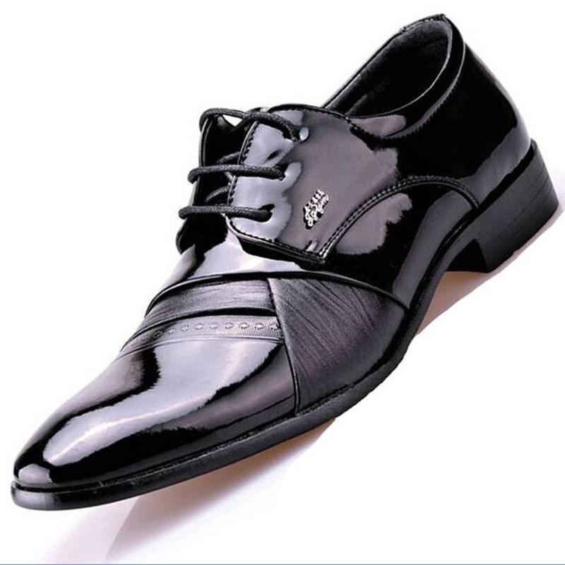 2926ce422db zapatos charol hombre