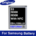 1000 Brand New OriginalWith NFC Mobile Phone Battery Accessories For Samsung Galaxy S3 i9300 i9308 2100mAh