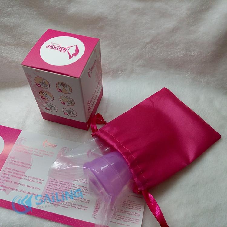 Aneer Lady Menstrual Cup For Women Menstrual Care Feminine
