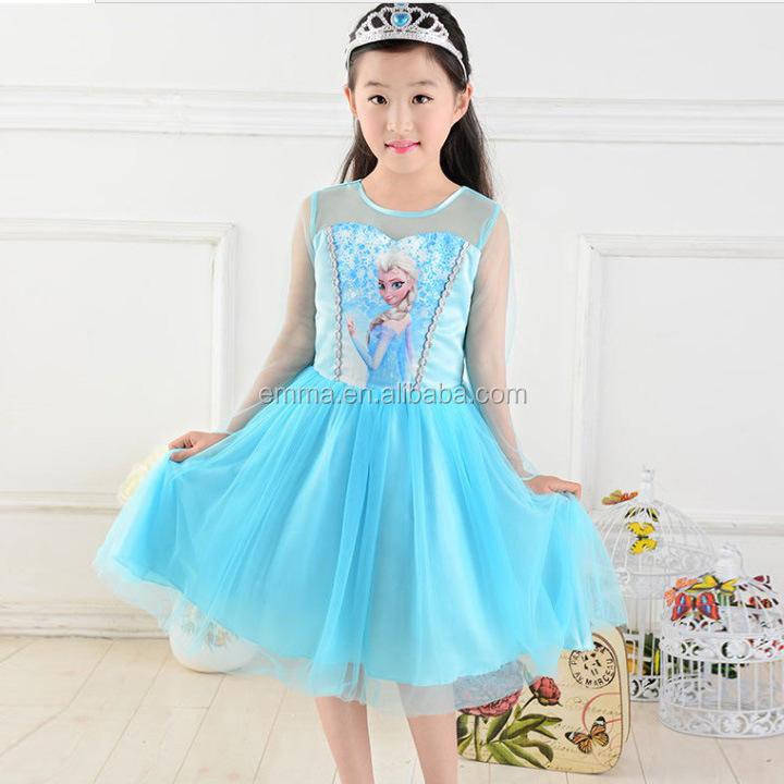 7704098c8692c BC5500 Sc 1 St Alibaba. image number 2 of frozen elsa costume girls ...