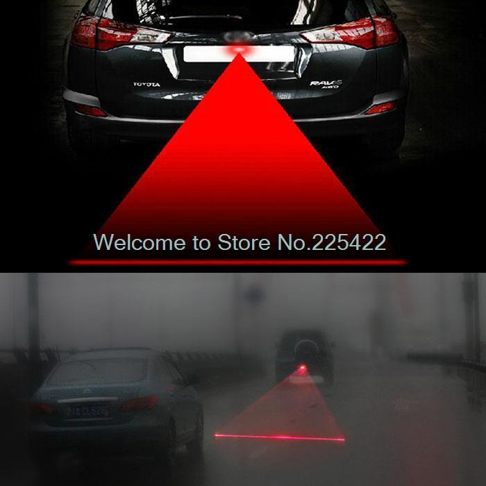 Предотвращения столкновений сзади автомобиль лазерная задний фонарь противотуманные фары авто тормозная парковка лампа стайлинга автомобилей сигнальная лампа из светодиодов свет автомобиля