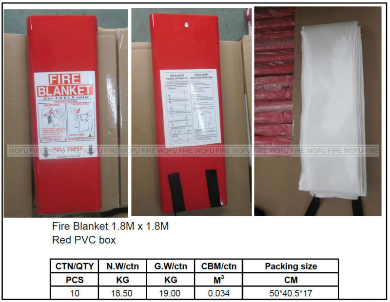 1 8 1 8m Fiberglass Fire Resistant Roll Types Of Fire