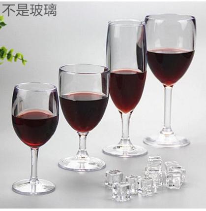 achetez en gros acrylique verre de vin en ligne des. Black Bedroom Furniture Sets. Home Design Ideas