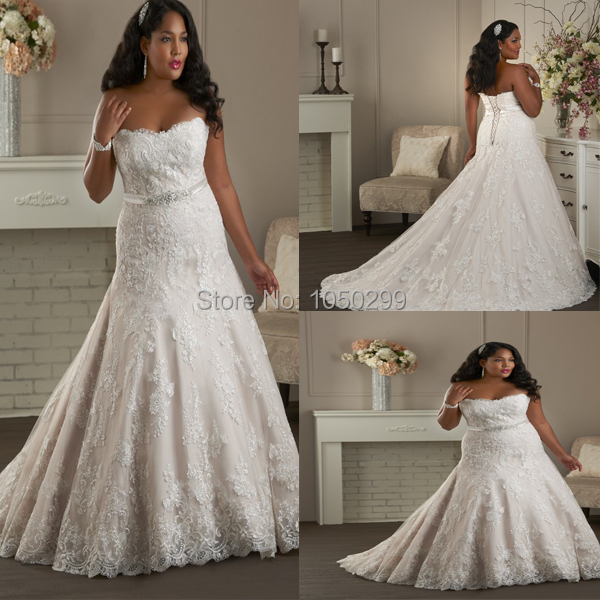 Lace Fit And Flare Wedding Gown: 2014 Customer Made Lace Fit And Flare Blush Dress