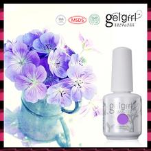 GELGIRL nail gel polish 12pcs soak off HY 300 colors gel lacquer UV LED Long lasting