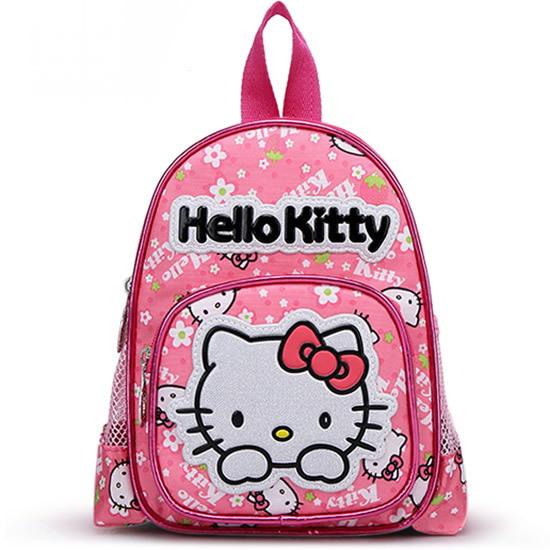 Hello Kitty школьный детский сад дети школа сумки дети в комикс рюкзак Mini школьный для детей