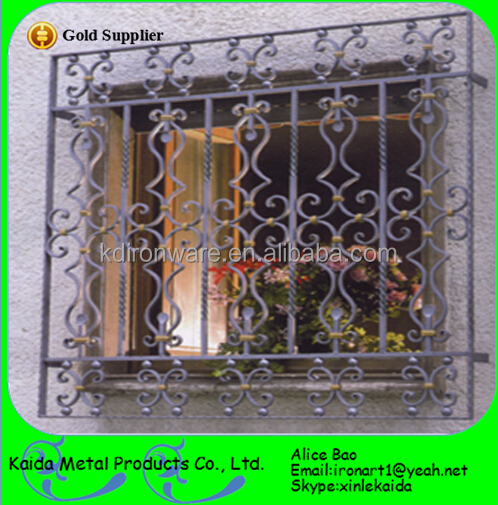 Modern House Window Grill Design, View House Window Grill