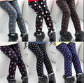 Free shipping Winter Girls Leggings Super Thicken Warm Girl Pants Kids Pants Legging Children Clothing Pants