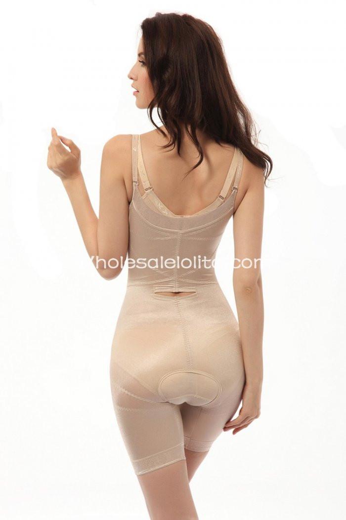 ebc5c31e06949 Sexy Summer Open Bust Body Wrap Shapewear With Long Legs Bodysuits ...