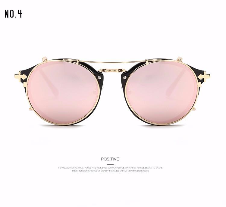 e54df9d85 JackJad 2018 Modo Freddo Scudo Punk Style Side Mesh Da Sole Vinatge SteamPunk  Brand Design Occhiali Da Sole Oculos De Sol 66337USD 9.75/piece. ';