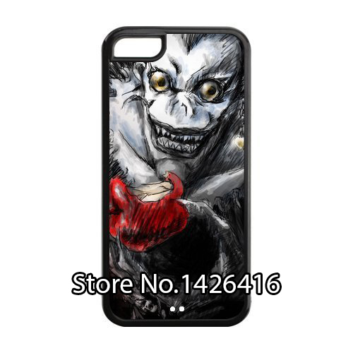 Death-Note-For-Iphone-4-4S-5-5S-5C-6-6Plus-Case-And-For