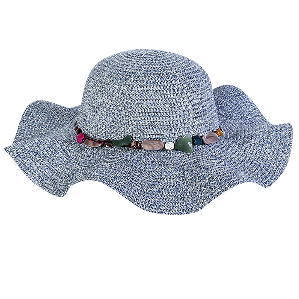 3b530a2636d 1PC Hat. Related Products from Other Seller. Aikoar 2018 Summer Large Brim  Sun Hats Womens ...
