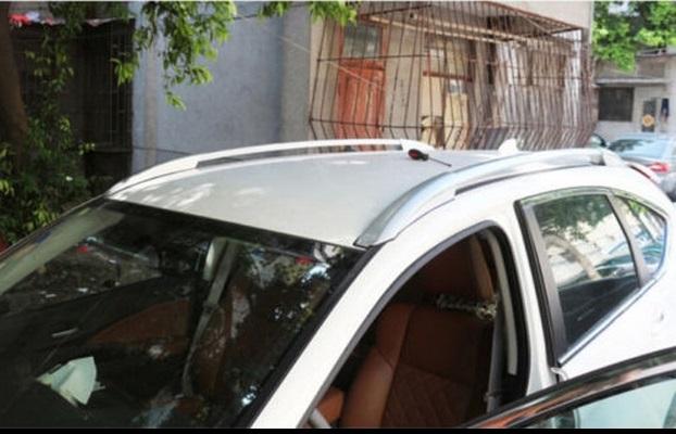 Roof Rack Side Rails Bars Luggage Carrier For Honda Crv