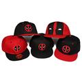 Deadpool Hip Hop Cap Snapback Summer Hat Baseball Caps For Men Women Hats Gorras Casual Bone