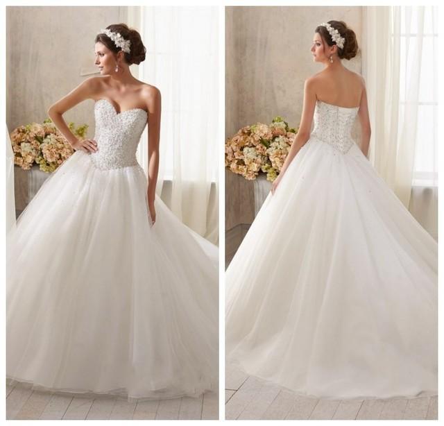 Sweetheart Princess Dress Fashion Dresses