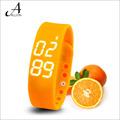 W2 smart Wristband Bracelet Smartband Phone Mate Pedometer Sleep Fitness tracker Calories Burned Flex Fitness Pulsera