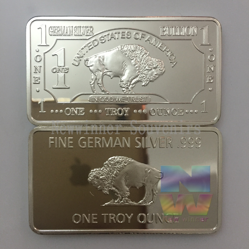 Online Buy Wholesale German Silver Bullion From China
