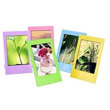 5pcs/set 5 PCS Different 3 Inch Mini Frame/ Desk Photo Frame for Fujifilm Instax mini 8 7s 90 25 50s Film, 5 Pack