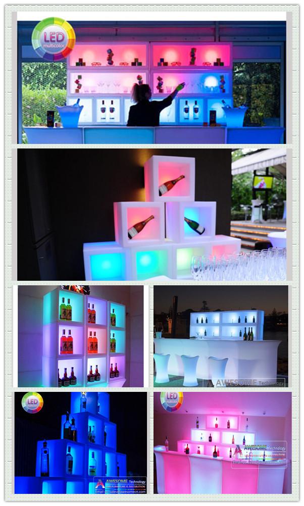 batteriebetrieb beleuchtete flaschendisplays beleuchtete. Black Bedroom Furniture Sets. Home Design Ideas