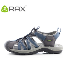 Rax Sandals Summer Outdoor Casual Sandals Men Breathable Trekking Camping Ultra-light Walking Shoes Wading Outdoor Sandals Men