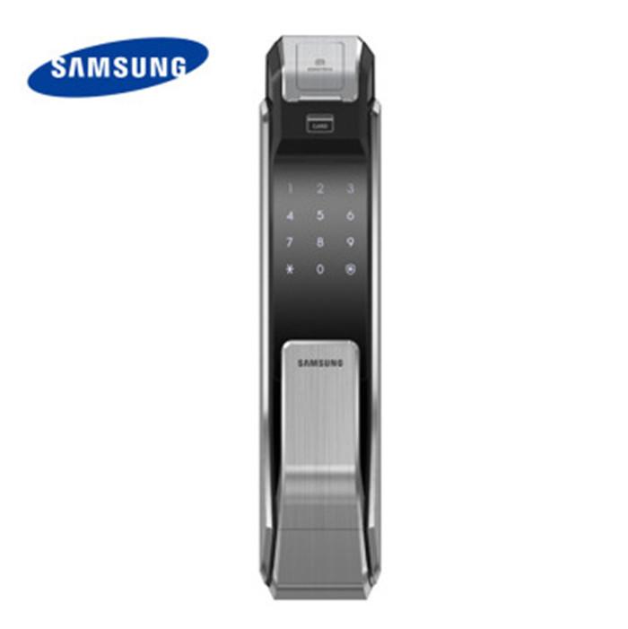 Compra Samsung Cerradura De La Puerta De Huellas
