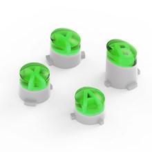 DATA FROG для Xbox одной кнопки контроллера ABXY Mod Kit для XBOX One Slim/Xbox Elite геймпады 9 видов цветов прозрачная Запасная часть(Китай)