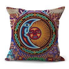 Наволочка с этническим узором в богемном стиле, Геометрическая наволочка для дивана, наволочка для спальни, украшение для дома, 2020(Китай)
