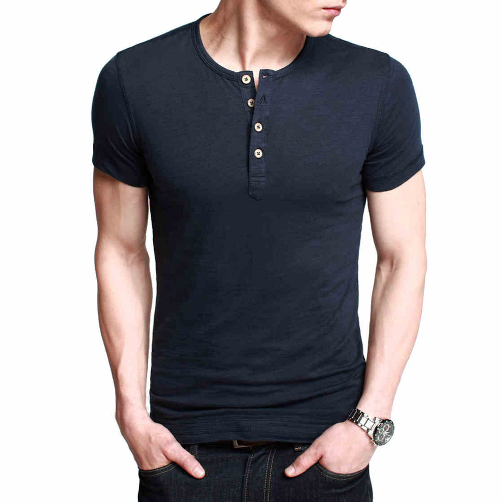 Shop online for Men's Henley Long Sleeve & T-Shirts at hereffil53.cf Find cotton, linen & knit blends. Free Shipping. Free Returns. All the time.