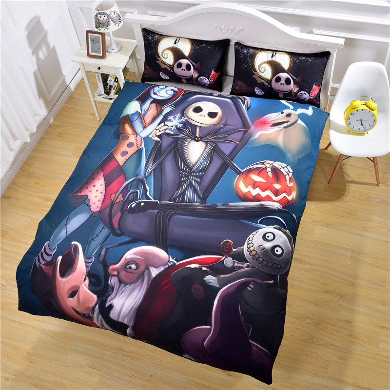 Cool Nightmare Before Christmas Gifts: Cool Duvet Covers Promotion-Shop For Promotional Cool
