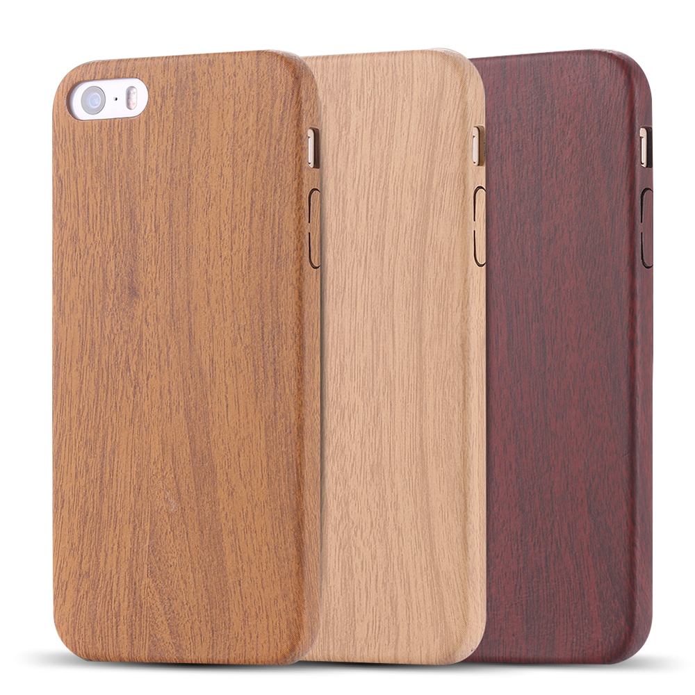retro vintage wood bambbo pattern leather pu cases for iphone 6 6 s 4 7 6 6s plus 5 5 slim. Black Bedroom Furniture Sets. Home Design Ideas