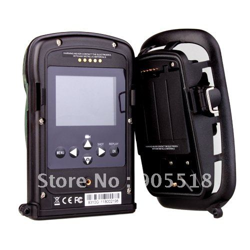 11 languages trail camera mms hunting gear send images to phone and email function by gsm. Black Bedroom Furniture Sets. Home Design Ideas