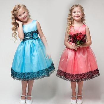 d9ebc57b8979e13 Девушка дети принцесса с бантом свадебное платье ну вечеринку  театрализованное тюль вырос платье 2 - 7. aliexpress.com