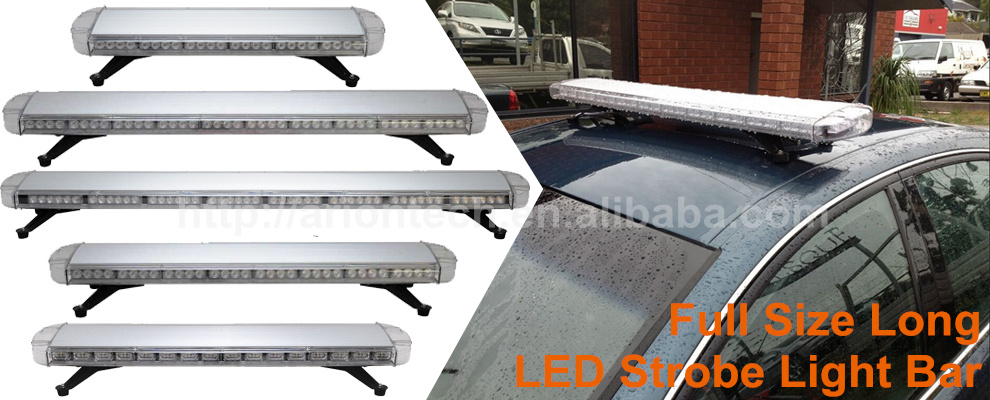 """29"""" to 63"""" COB led Emergency Warning Lights Recovery"""