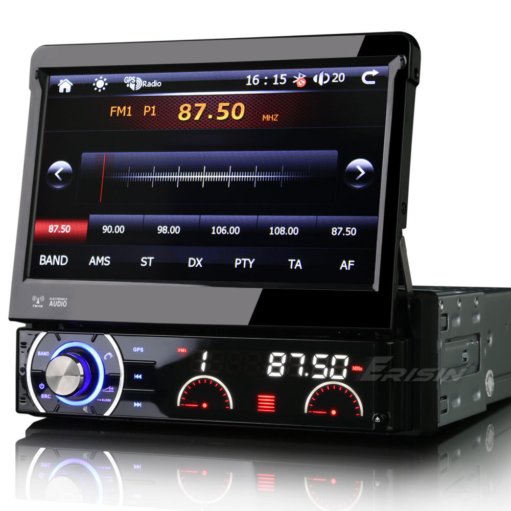 Single Din Touch Screen Car Stereo Uk