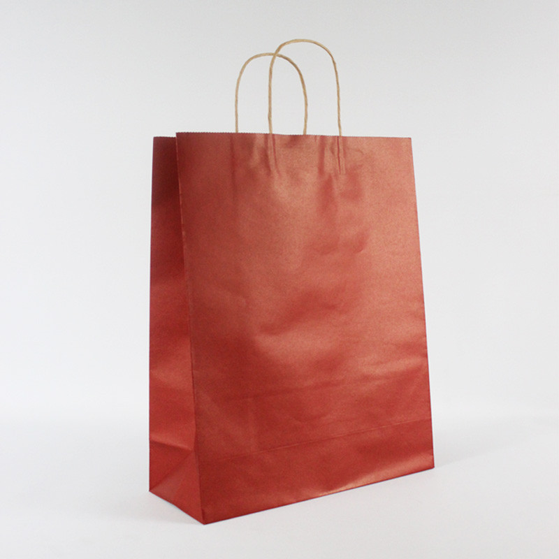Personalised business paper bags