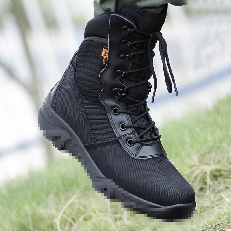 Laite Hebe Zapatos Botas Militares Delta Tactical 2017