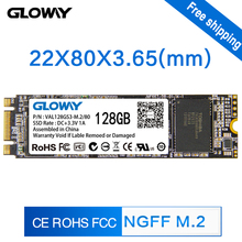 Gloway  lowest price ssd 128gb ngff M.2 Solid state drive hard drive disk ssd 128 gb internal style128GB SSD 128GB free shipping