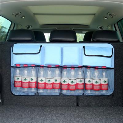 1 шт., органайзер для багажника автомобиля, аксессуары для салона автомобиля, сумка для хранения заднего сиденья(Китай)