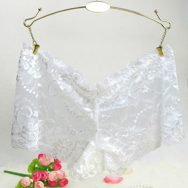 Underwear Women Cotton Panties Sexy Lace Lingerie Hollow