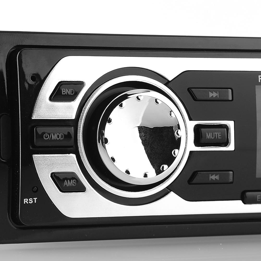 Автомобиль автомобиля музыка в-dash mp3-плеер радио USB / SD / AUX / MMC радиоприемники 6207 авто громко управления