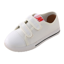 Spring and autumn male child girls shoes child canvas shoes breathable baby toddler shoes casual shoes
