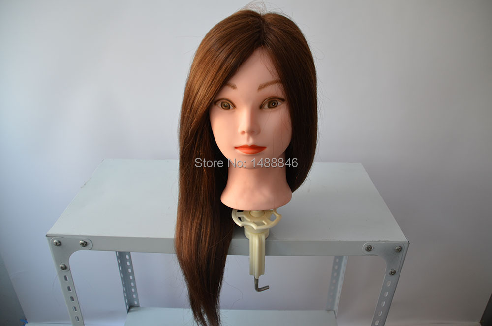 Hair Styling Mannequin Head: Hot Sale Mannequin Maniqui Mannequin Head 100% Human Hair