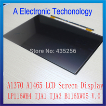 """New Original For Apple Macbook Air 11"""" A1370 A1465 LCD Screen Display Replacement MC505 MD224 MD711 MD712 B116XW05"""