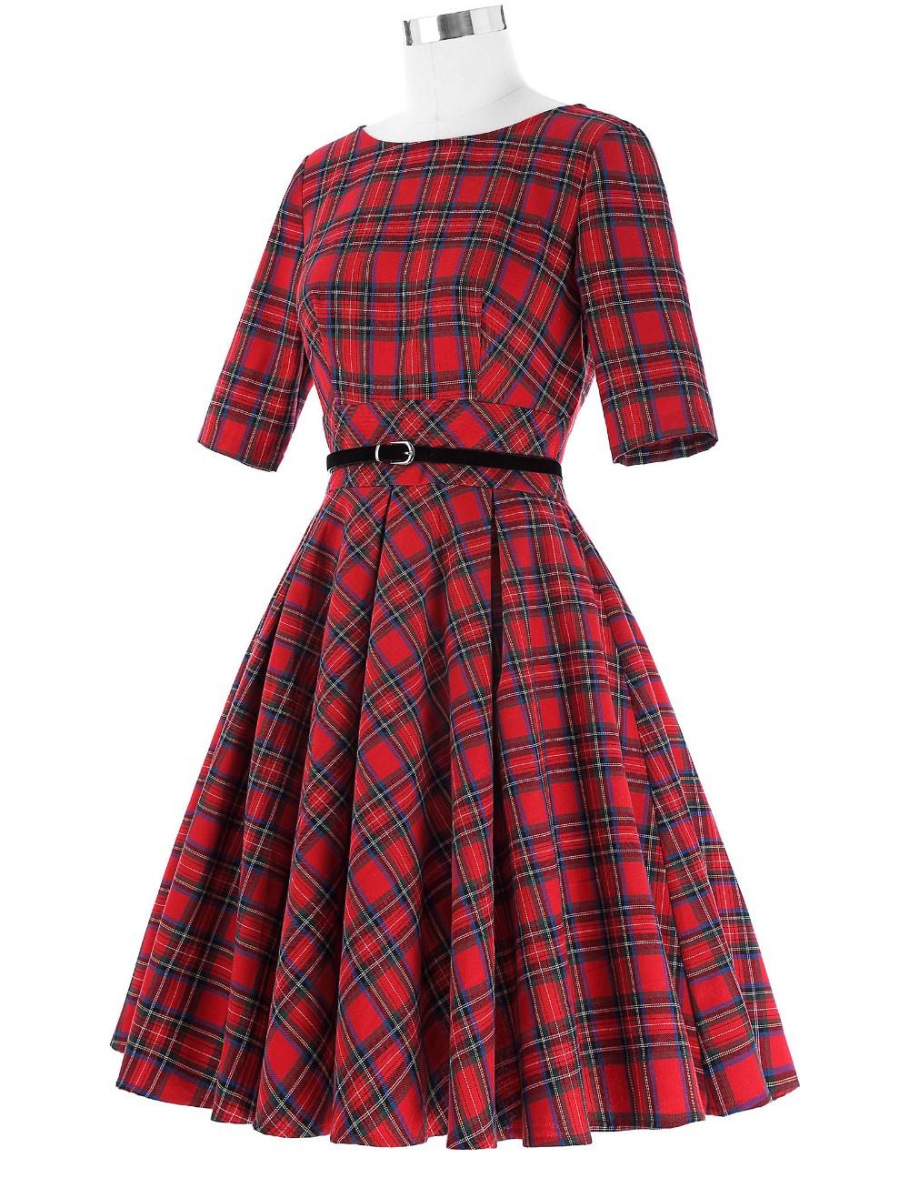 Womrobe soiree courte simple design cute dresses cheap jurken women office dresses  Vintage 50s Cotton Swing Casual dresses robe retro dress Ball Party ... 6bf3028e9